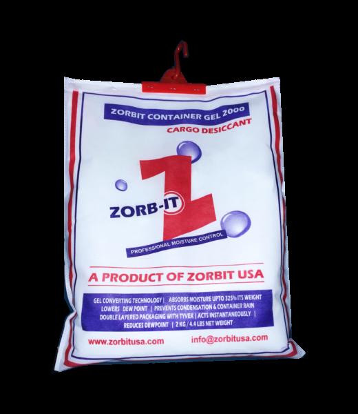 Zorbit Container Gel 2000